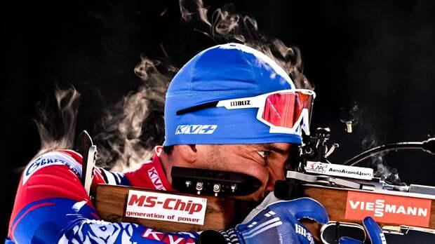 Биатлонист Гараничев напомнил о своем существовании. В спринте на Кубке мира призер ОИ лучший из россиян — 11-й