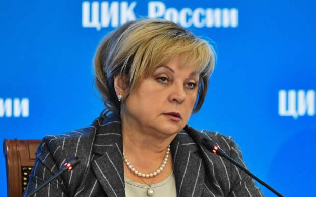 Центризбирком обратился в СКР и ГП после выборов в Петербурге