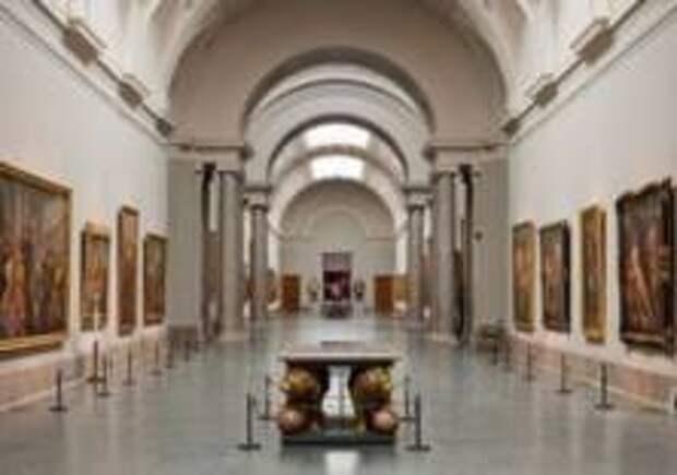 Музей Прадо станет бесплатным на три дня