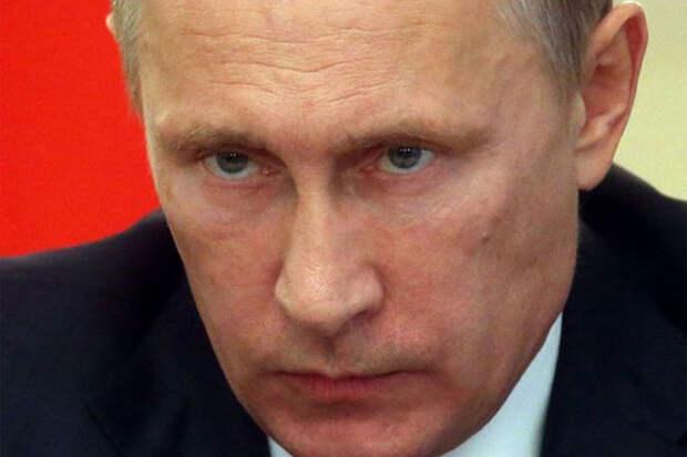 О животном страхе перед Путиным