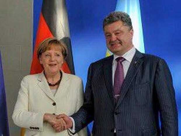 Новость на Newsland: Меркель: никто не собирается приглашать Украину в НАТО