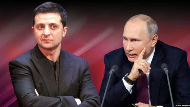 Как Путин на самом деле относится к Зеленскому