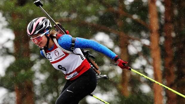 Шевченко завоевала бронзовую медаль в спринте на чемпионате Европы, Куклина — четвертая