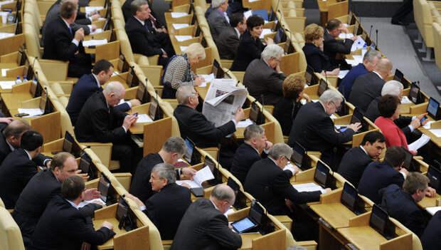 В ТОП-50 рейтинга полезности депутатов ГД не вошёл ни один депутат от Крыма и Севастополя