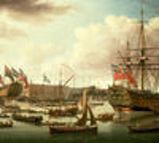 Датский флот Нового времени (4 статьи)