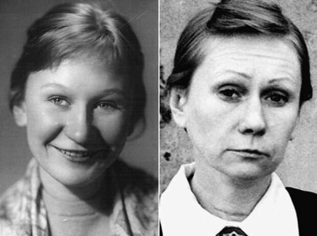 Одна из лучших комедийных актрис советского кинематографа Елизавета Никищихина