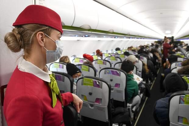 Авиакомпании планируют повезти пассажиров на российские курорты