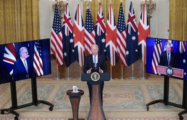 Евросоюз может пересмотреть партнерство с США на фоне напряженности из-за AUKUS - ЕК