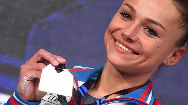 Четырехкратный призер Олимпийских игр поспортивной гимнастике Пасека взяла паузу вкарьере