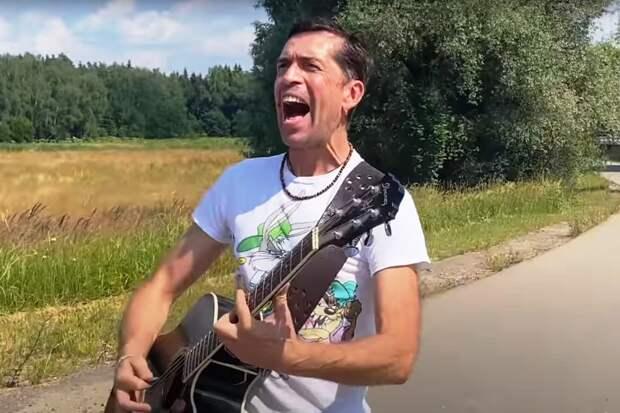 Покровский написал песню о «дьявольском плане Билана»