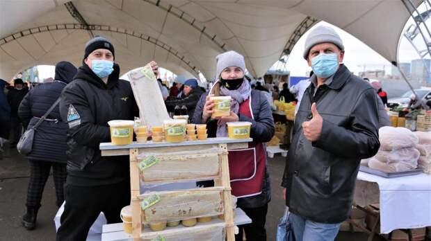 23 и 24 октября свою продукцию на ярмарке в Нур-Султане представляет СКО