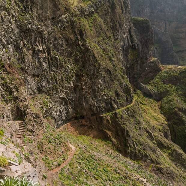 Остров Мадейра: на краю бездны