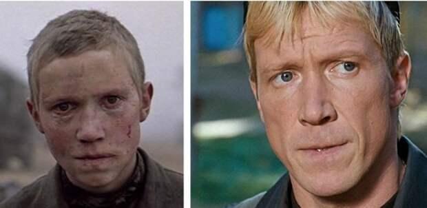Алексей Кравченко начал актерскую карьеру в 14 лет | Фото: dubikvit.livejournal.com