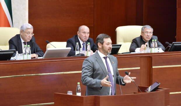Депутат Госсовета Татарстана: «Реально построить вкаждом районе по2-3 завода»