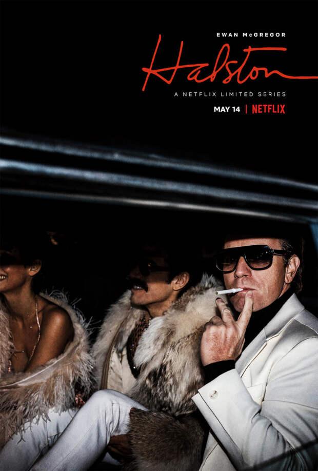 Halston Gets Premiere Date at Netflix — See First Photos of Ewan McGregor as Iconic Designer in Ryan Murphy Series