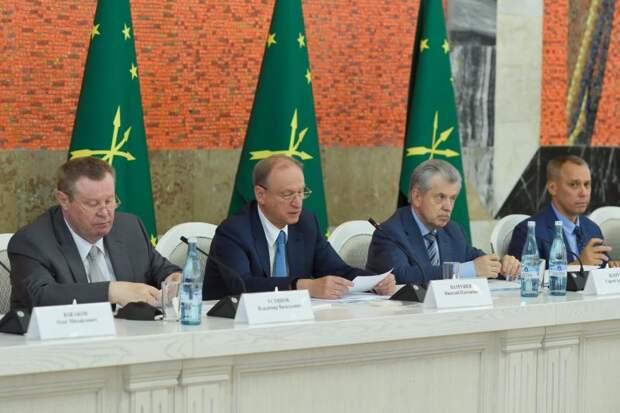 Николай Патрушев провёл в Майкопе совещание по теме экологической безопасности