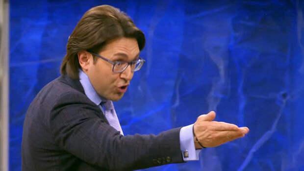 """Малахов объяснил свой """"шок"""" из-за фото беременной Лопыревой с зятем миллиардера"""