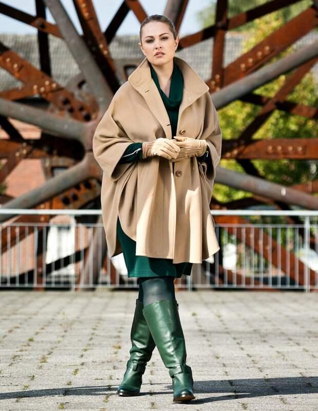 Что носить корпулентной женщине? /Фото: i.pinimg.com