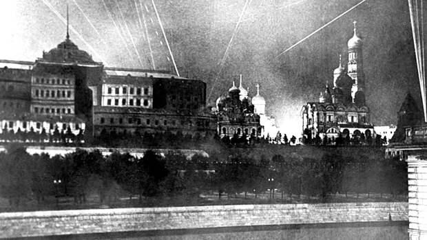 Кремль исчез с лица земли. Уникальная операция Великой Отечественной войны