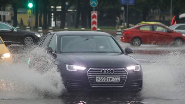 Затопивший Европу циклон движется в сторону Москвы