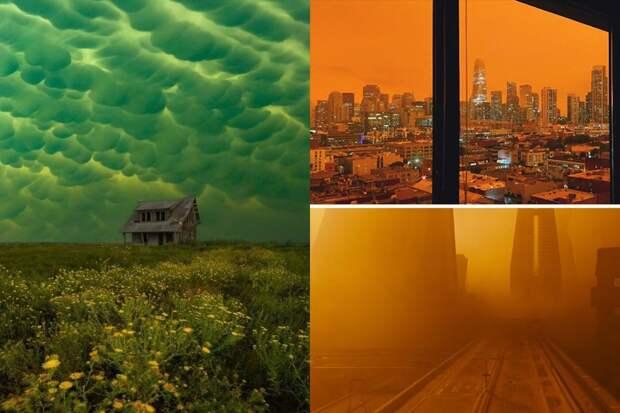 10+ пейзажей, похожих на кадры из видеоигр, от которых мурашки по коже