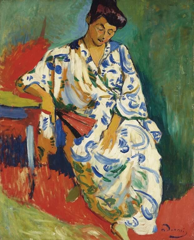В Москве выставят портрет жены Матисса