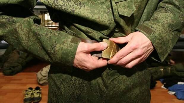 Российских призывников могут обязать самостоятельно приходить в военкоматы