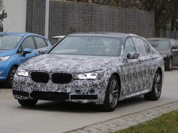 Появилась информация о новых моторах BMW