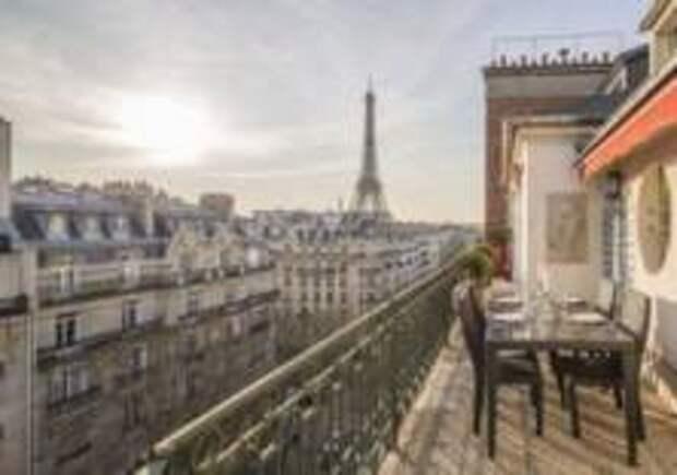 Париж против Airbnb