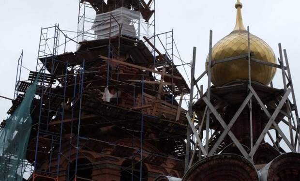 Храм при Бахрушинском приюте будет восстановлен в 2018 году