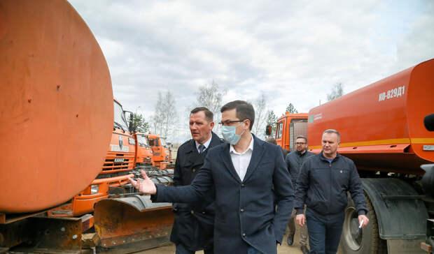 Кбарьеру! Против неисполнительных нижегородских подрядчиков применят санкции