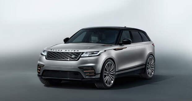 Сверхсила: Range Rover Velar SVR метит в лидеры сегмента