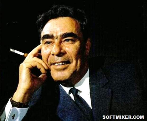 Мода времен Леонида Брежнева