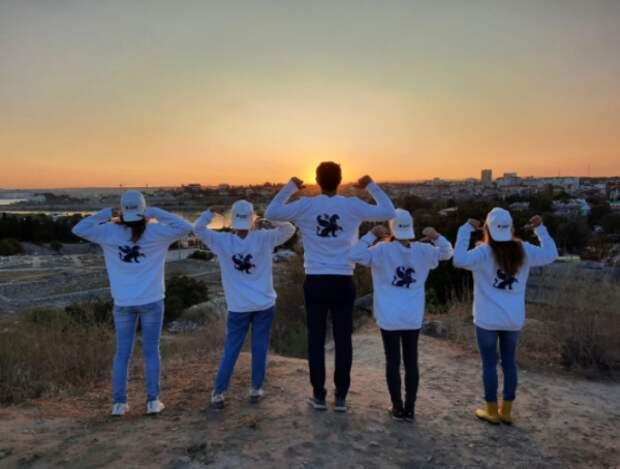 В Севастополе стартовала первая смена «Волонтёров наследия 2021»