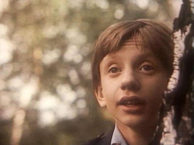 Почему так сложилась судьба Алеши Фомкина — юной звезды фильма «Гостья из будущего»
