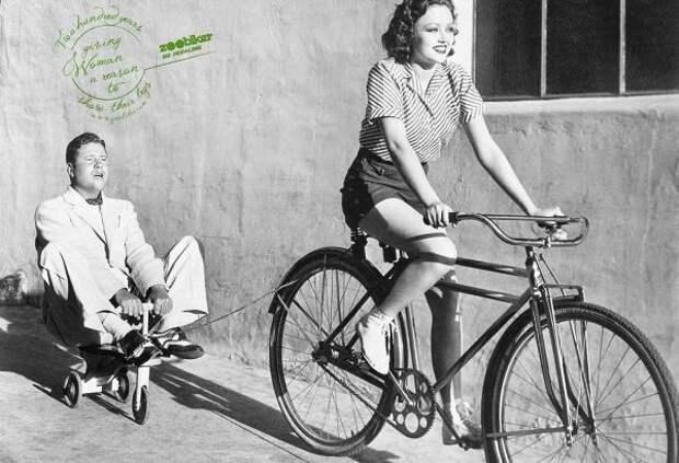 Zoobiker: Woman, Zoobiker, Bumbo, Печатная реклама