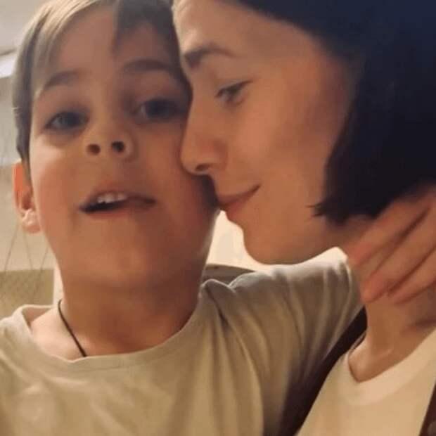Юлия Снигирь поделилась редким фото сына от Евгения Цыганова