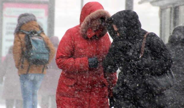 Синоптики: выходные в Оренбуржье будут снежными, а после - холодными