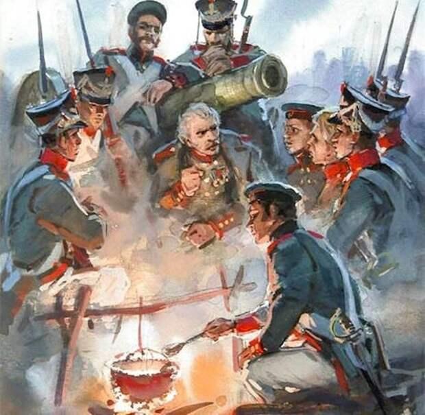 7 сентября 1812 года состоялось Бородинское сражение