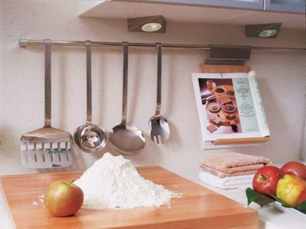 СтройРемПлан. Рейлинги для кухни
