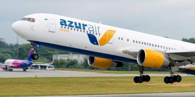 Azur Air Ukraine планирует запустить прямые рейсы между Киевом и США