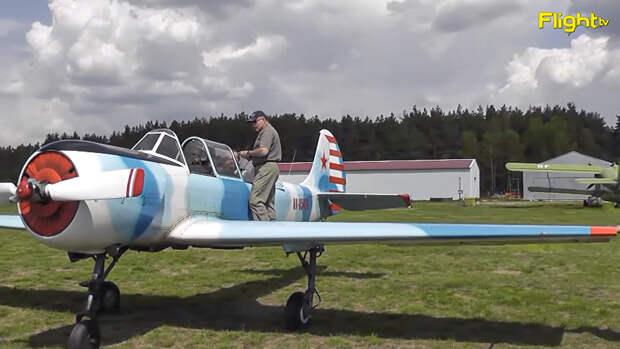 Вылететь на Як-52 за 290000 рублей, самолёт Синтал от 2 млн и планерное мастерство FlightTV. Выпуск103