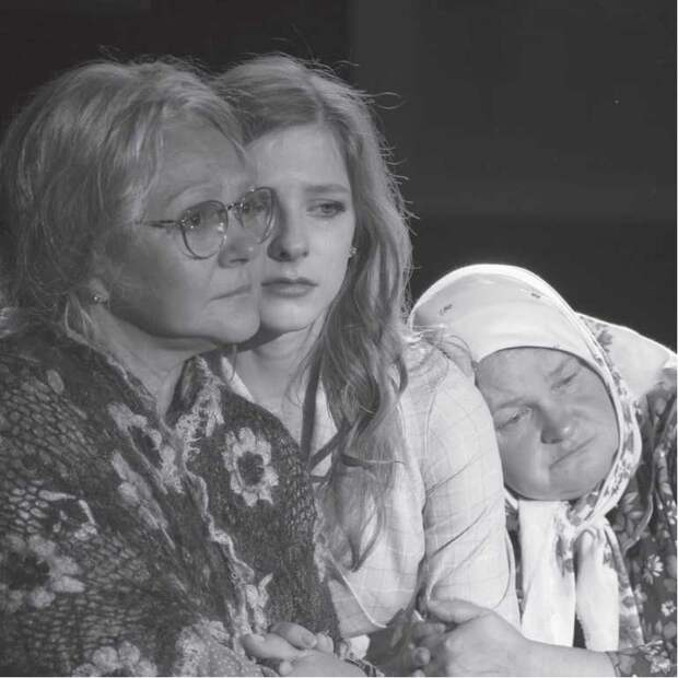 Лучшей антрепризой «Амурской осени» признан спектакль «Когда ангелы шутят»