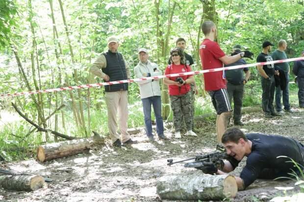 Военно-спортивная игра «Тропа «БОЕВОГО БРАТСТВА»» прошла в Новой Москве.