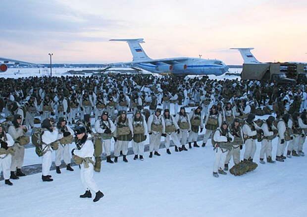 Баранец: борьба за русскую Арктику может стать причиной новой мировой войны