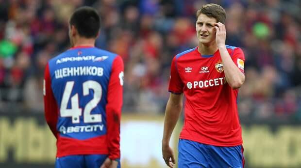 Защитник ЦСКА Дивеев рассказал, как его пытались сделать болельщиком «Зенита»