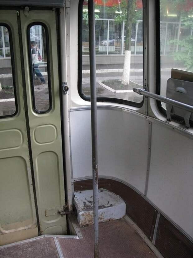 История создания автобуса ЛиАЗ-677 история, советские автобусы, транспорт