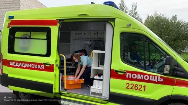 Водителя скорой помощи избили в Новокузнецке