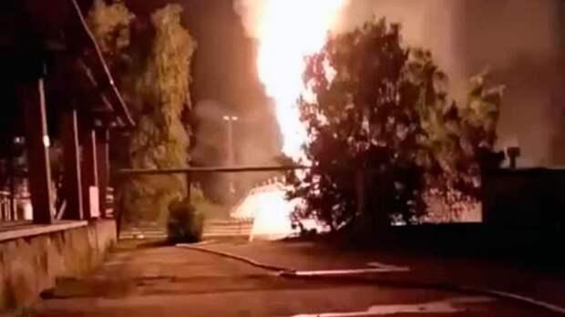 Ночной взрыв на газохранилище в Казани обрастает новыми подробностями