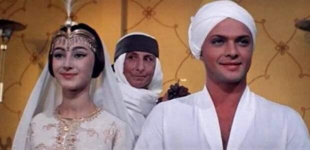 Как сложилась судьба Додо Чоговадзе после роли царевны Будур